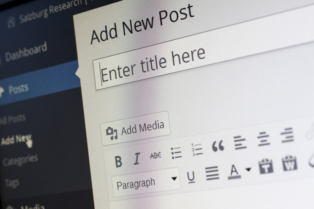 Biznes blogowy